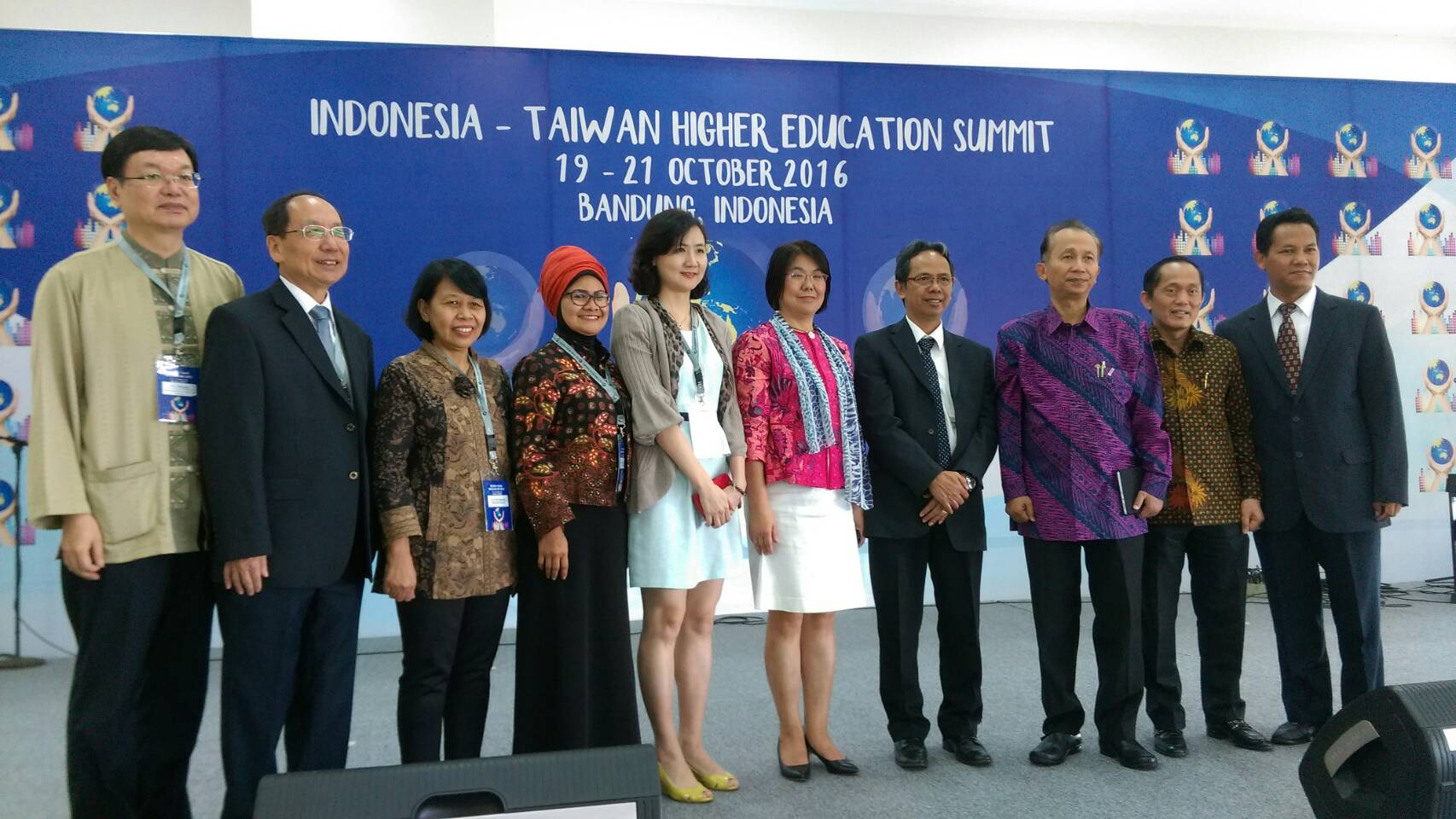 2016 Indonesia-Taiwan Higher Education Forum was a success