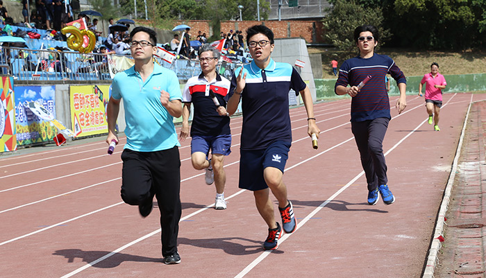 Tunghai University 60th years anniversary and Sports Day
