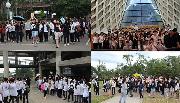 Sound of Music Tour in Taiwan -- Pay Fong Middle School Malacca Visited THU