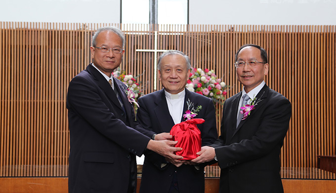 Professor Mao-Jiun J. Wang Became New President of Tunghai University