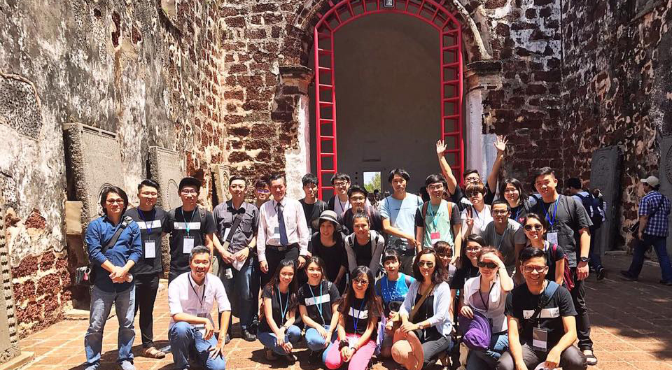 Architecture students visit Malaysia for joint design program
