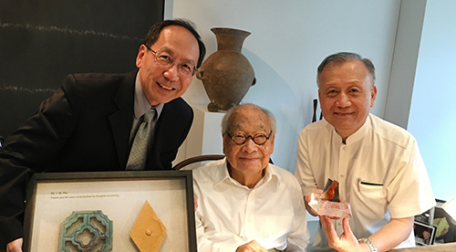 Architect Master Ieoh-Ming Pei celebrates 100th birthday