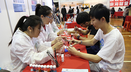 Tunghai Open Campus Expo struck great success!