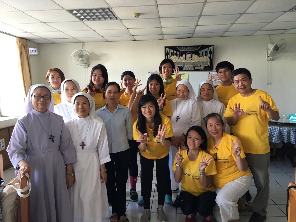Lafay College is shared with the nuns of the De Lai sister-in-law