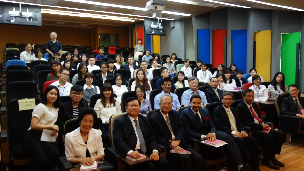 Tunghai TIP Program Receives Applause of Education Innovation