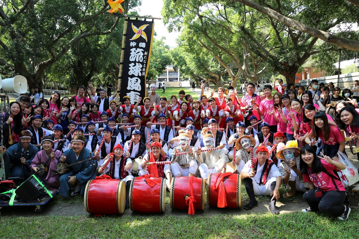 2017 Nakayoshi Club in Tunghai