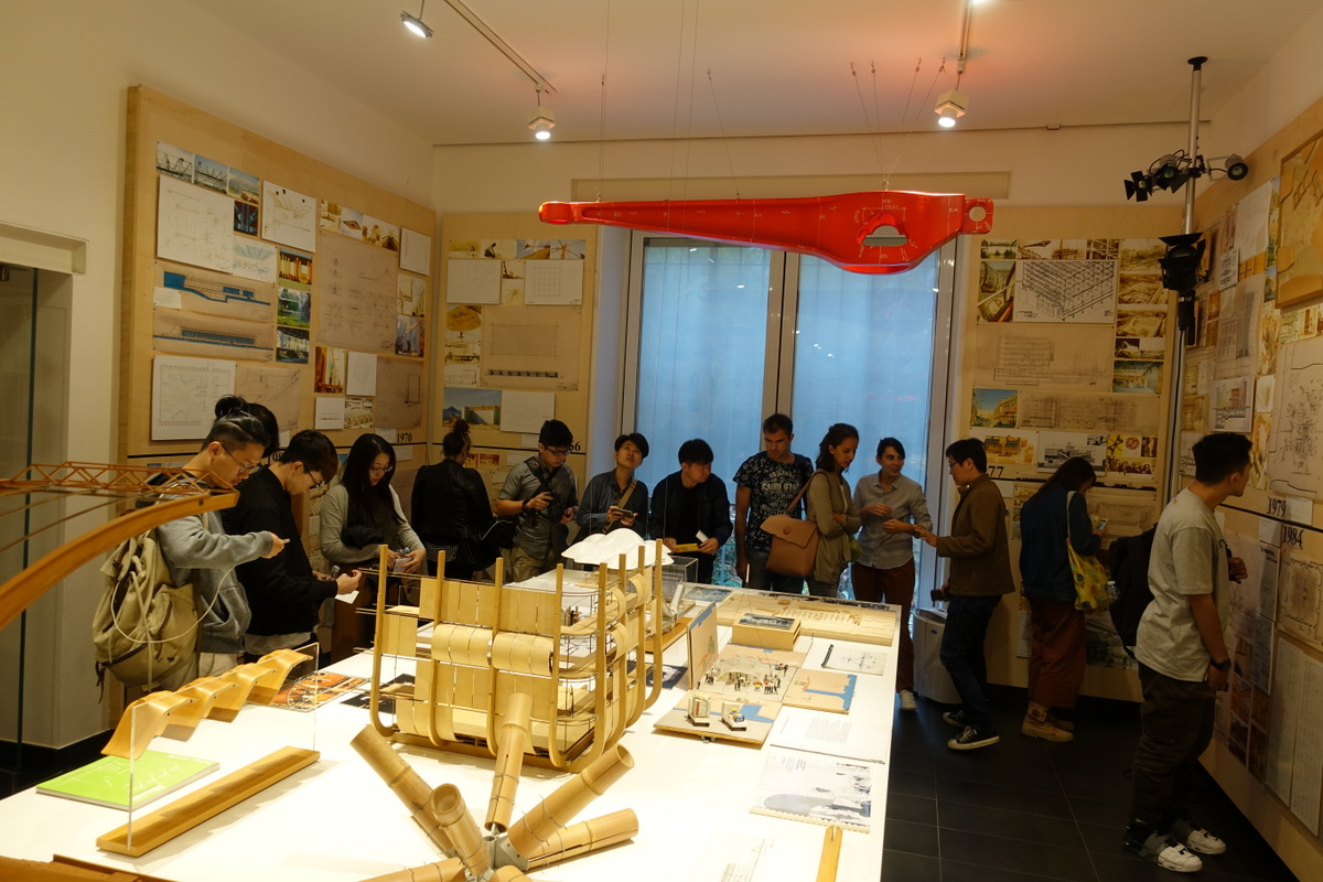 Master students of the Department of Architecture participated in a four-day international workshop under the supervision of Professor Jui-pi Su with the Tokuda Lab and Stock Design and Management Institute (SDM) of Kyushu Institute of Technology.