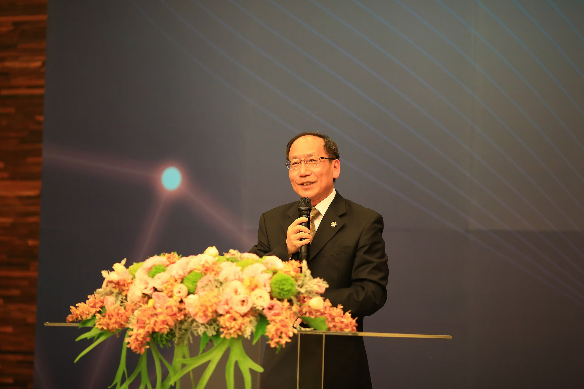 Mao-Jiun Wang, President of Tunghai University