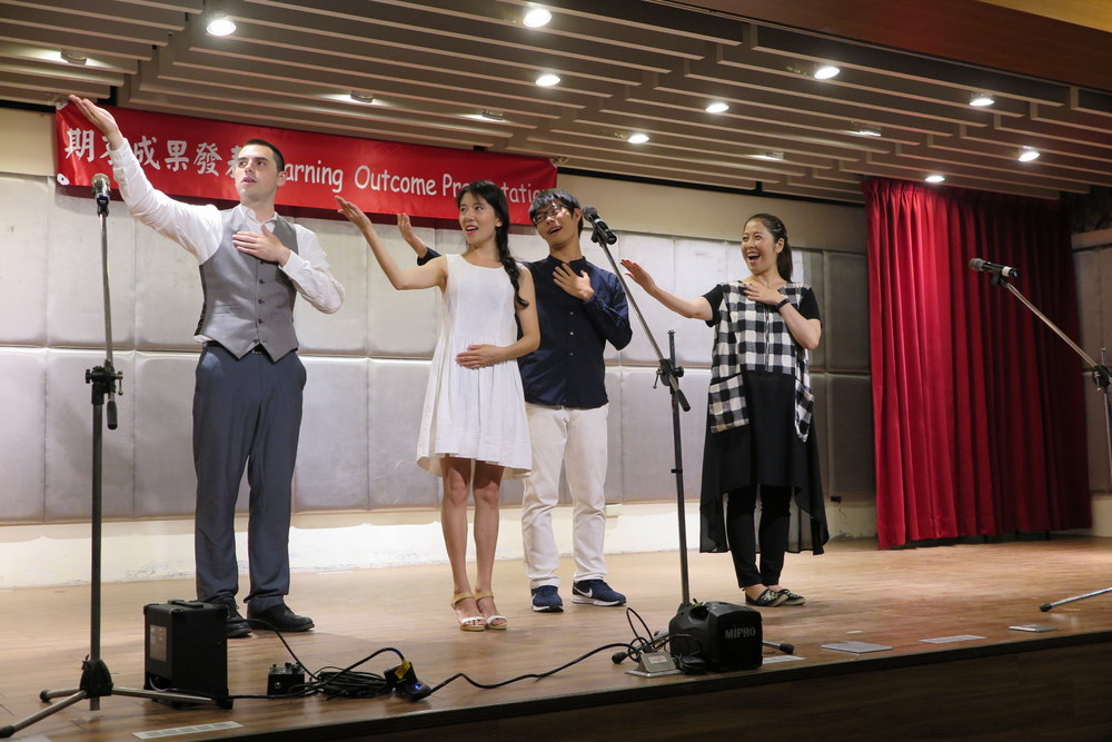 The Chinese Language Center held its annual Open House for students to showcase what they have learned throughout the year.