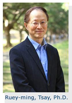Vice President, Dr. Ruey-ming Tsay