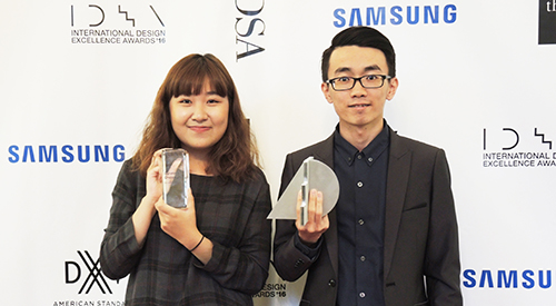 Tunghai Department of Industrial Design win top honors at International Design Excellence Awards (IDEA)