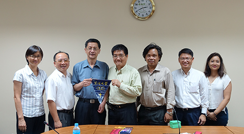 Tunghai Signs Dual Degree Agreement with Asian Institute of Technology Thailand