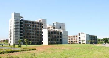 On campus dormitories