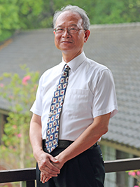 In June 2015, Dr. Cheng-Tung Lin was installed as interim president of the University.