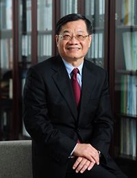 August 2012, Dr. Fang-Bo Yeh was installed as interim president of the University