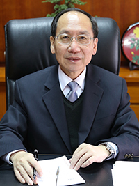 Dr. Mao-Jiun J. Wang assumed the position of the ninth President of the university